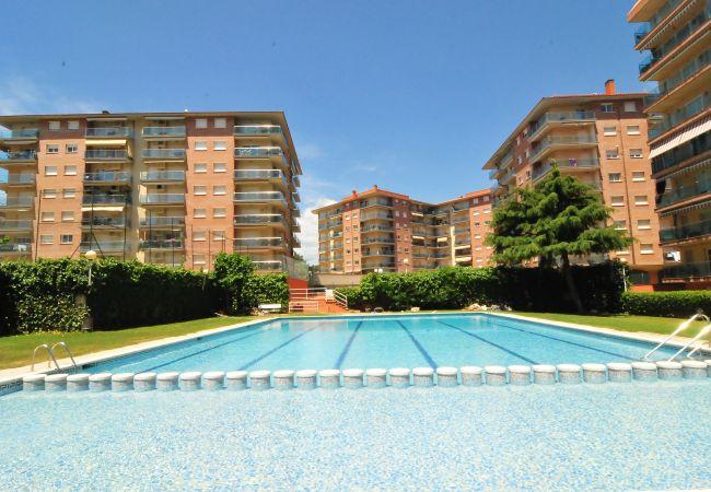Apartamento en Santa Susana - ROS HomeHolidaysRentals Aqua - Costa Barcelona