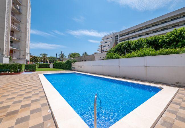 Apartamento en Malgrat de Mar - HomeHolidaysRentals Miramar - Costa Barcelona