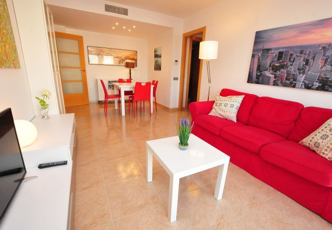 Apartamento en Pineda de Mar - OP HomeHolidaysRentals Fresh - Costa Barcelona