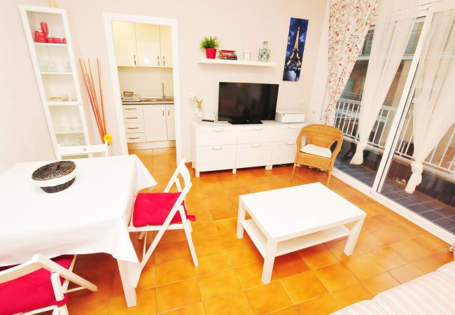 Apartamento en Calella - OP HomeHolidaysRentals Happiness - Costa Barcelona