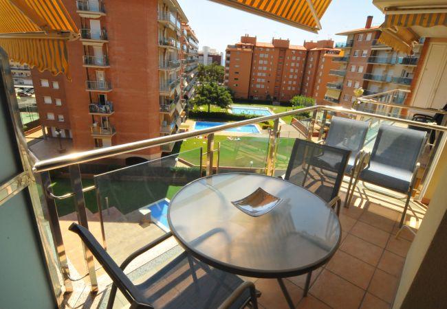 Apartamento en Santa Susana - ROS HomeHolidaysRentals Marina III - Costa Barcelo