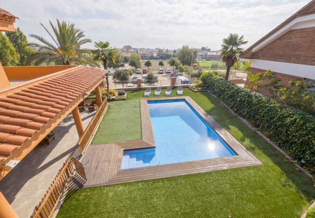 Villa en Santa Susana - OS HomeHolidaysRentals Albi - Costa Barcelona