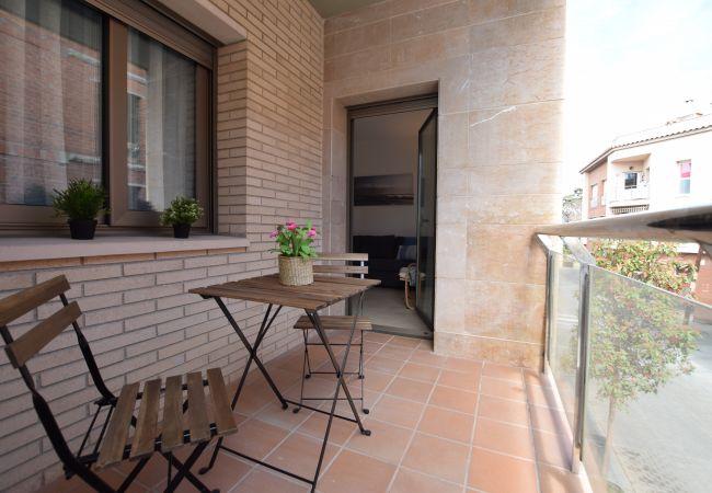 Apartamento en Malgrat de Mar - ROS HomeHolidaysRentals Costamar II - Costa Barcel