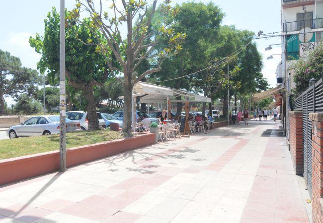 Apartamento en Malgrat de Mar - OS HomeHolidaysRentals Lorraine- Costa Barcelona