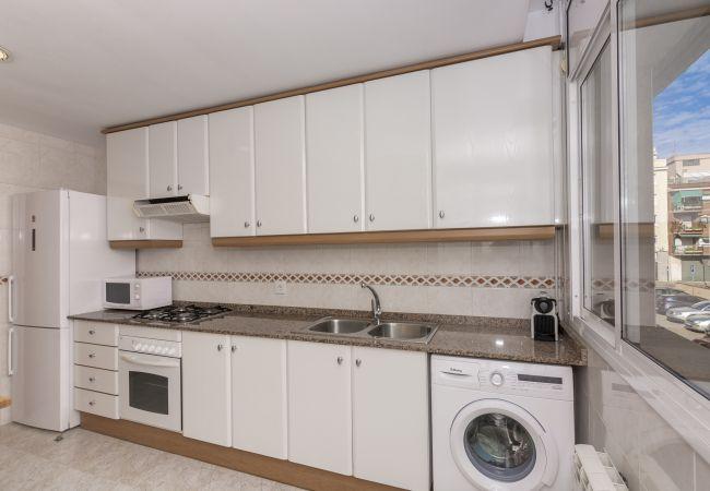 Apartamento en Pineda de Mar - OP HomeHolidaysRentals Salvador - Costa Barcelona