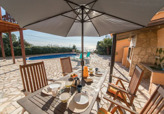 Villa en Pineda de Mar - OP HomeHolidaysRentals Sils-Costa Barcelona