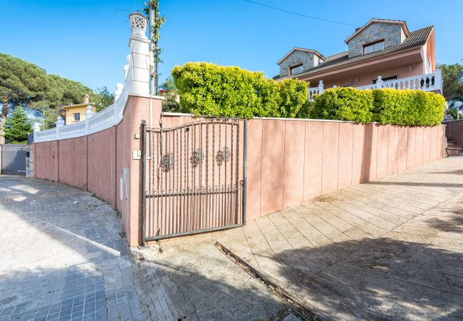 Villa en Tordera - OS HomeHolidaysRentals Corts - Costa Barcelona