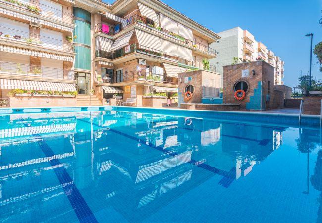 Apartamento en Pineda de Mar - OP HomeHolidaysRentals Frida - Costa Barcelona