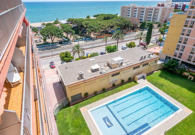 Apartamento en Malgrat de Mar - HomeHolidaysRentals Bonte - Costa Barcelona