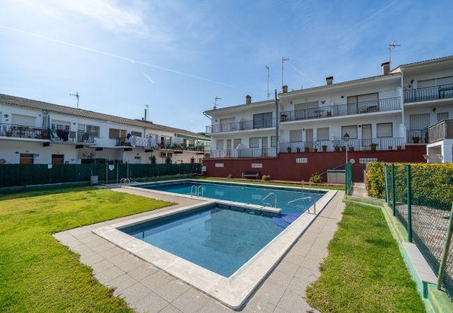 Casa adosada en Santa Susana - HomeHolidaysRentals Pitagoras - Costa Barcelona