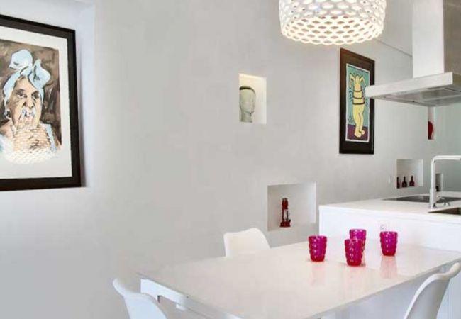 Apartamento en Ibiza - HomeHolidaysRentals Boas - Ibiza