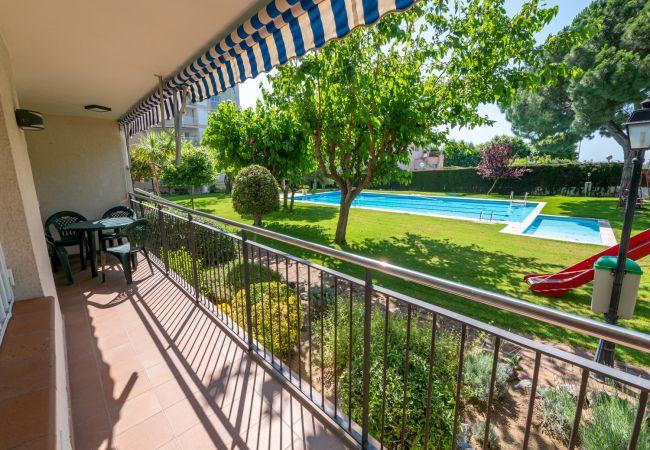Apartamento en Calella - HomeHolidaysRentals Space - Costa Barcelona