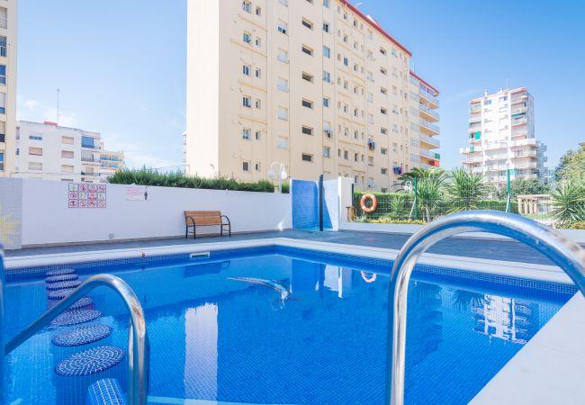 Apartamento en Malgrat de Mar - HomeHolidaysRentals Cool - Costa Barcelona