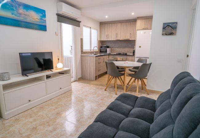 Apartamento en Blanes - OS HomeHolidaysRentals Chiara - Costa Brava
