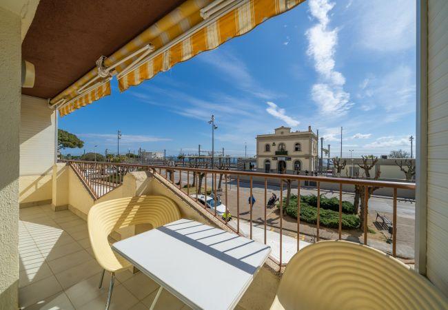 Apartamento en Pineda de Mar - HomeHolidaysRentals Destan - Costa Barcelona