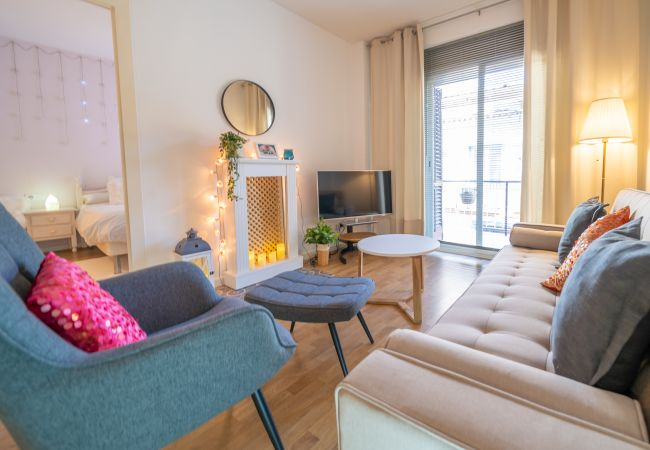 Apartamento en Pineda de Mar - HomeHolidaysRentals Plume - Costa Barcelona