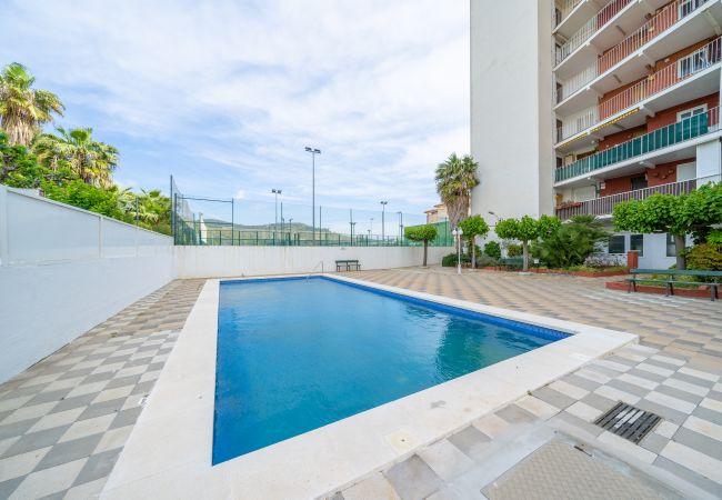 Apartamento en Malgrat de Mar - HomeHolidaysRentals Carisa - Costa Barcelona
