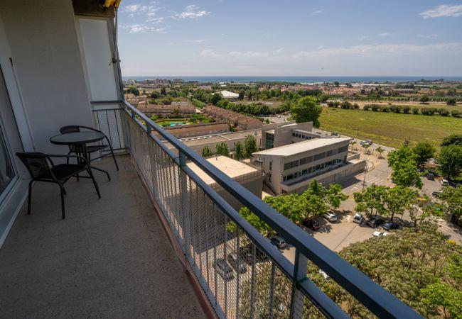 Apartamento en Santa Susana - OS HomeHolidaysRentals Nora - Costa Barcelona