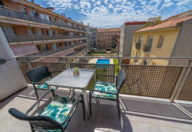 Apartamento en Calella - OP HomeHolidaysRentals Meli - Costa Barcelona