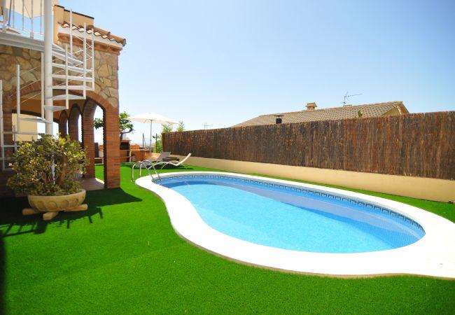 Vil.la en Pineda de Mar - HomeHolidaysRentals Navy Blue -Costa Barcelona