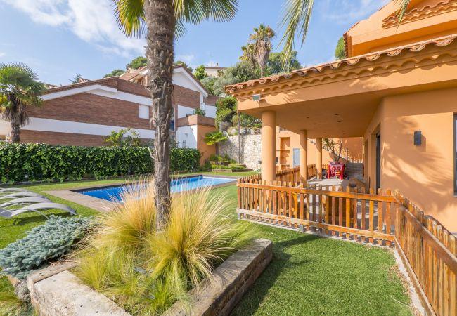 Vil.la en Santa Susana - HomeHolidaysRentals Albi - Costa Barcelona