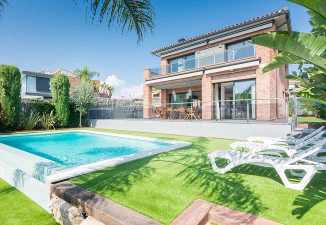 en Caldes d´Estrac - OP HomeHolidaysRentals Adonis - Costa Barcelona