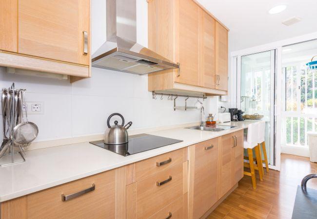 Apartament en Calella - OP HomeHolidaysRentals Etincelle - Costa Barcelona