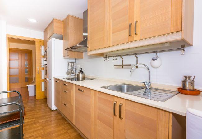 Apartament en Calella - HomeHolidaysRentals Etincelle - Costa Barcelona