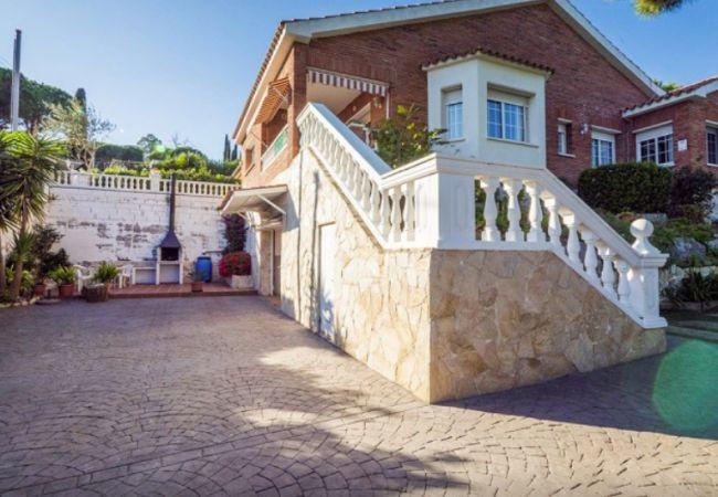Vil.la en Sant Vicenç de Montalt - OP HomeHolidaysRentals Gema - Costa Barcelona