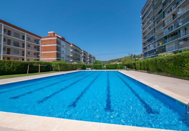 Apartament en Santa Susana - OS HomeHolidaysRentals Iris - Costa Barcelona