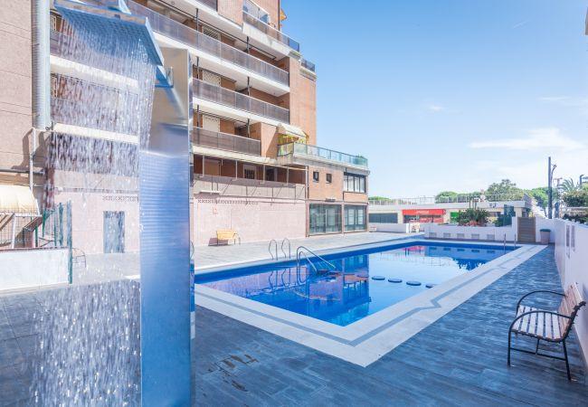 Apartament en Malgrat de Mar - HomeHolidaysRentals Brizna -Costa Barcelona