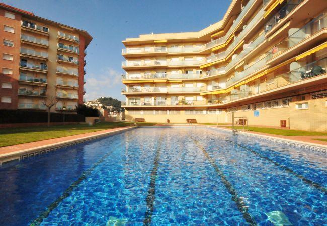 Apartment in Malgrat de Mar - OS HomeHolidaysRentals Light - Costa Barcelona