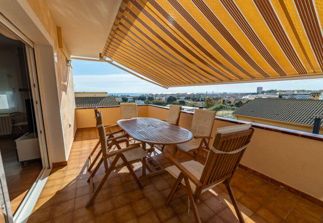 Villa à Pineda de Mar - OP HomeHolidaysRentals Navy Blue -Costa Barcelona