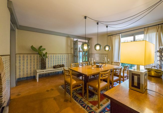 Villa à Cabrils - R HomeHolidaysRentals Darien - Costa Barcelona