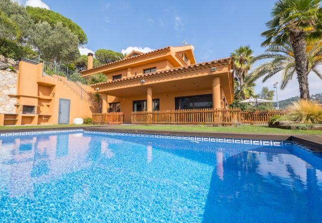 Villa à Santa Susana - OS HomeHolidaysRentals Albi - Costa Barcelona