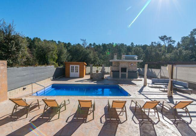 Villa à Tordera - OS HomeHolidaysRentals Diamond -Costa Barcelona
