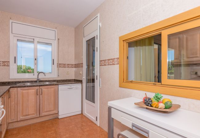 Appartement à Sant Cebrià de Vallalta -  OP HomeHolidaysRentals Aube - Costa Barcelona