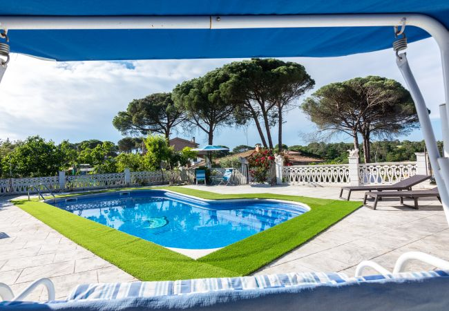 Villa à Tordera - HomeHolidaysRentals Corts - Costa Barcelona