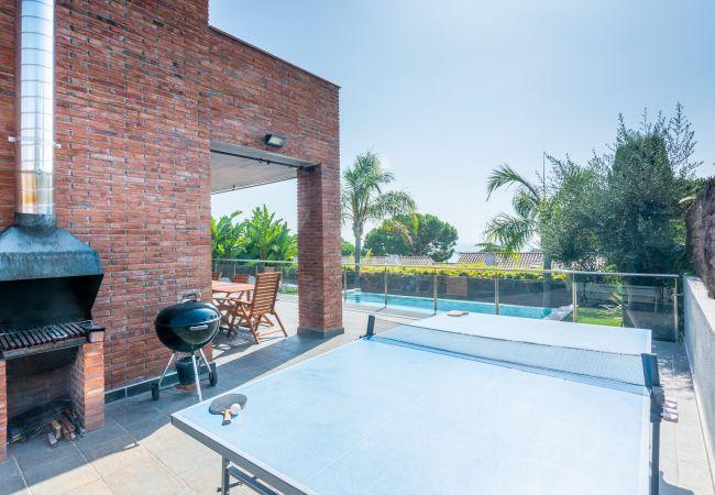 Villa à Caldes d´Estrac - OP HomeHolidaysRentals Adonis - Costa Barcelona