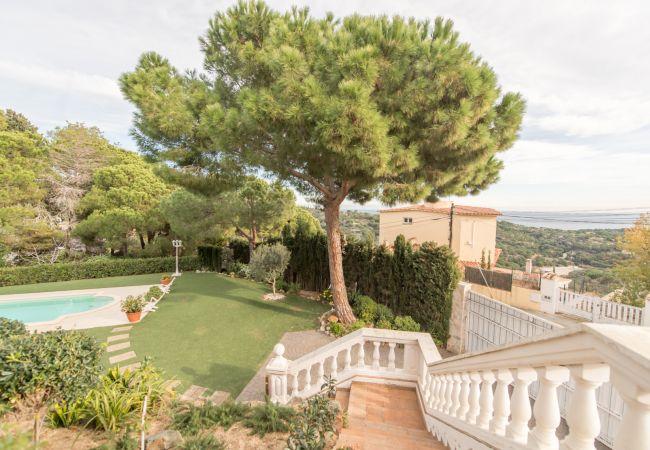 Villa à Sant Vicenç de Montalt - OP HomeHolidaysRentals Gema - Costa Barcelona