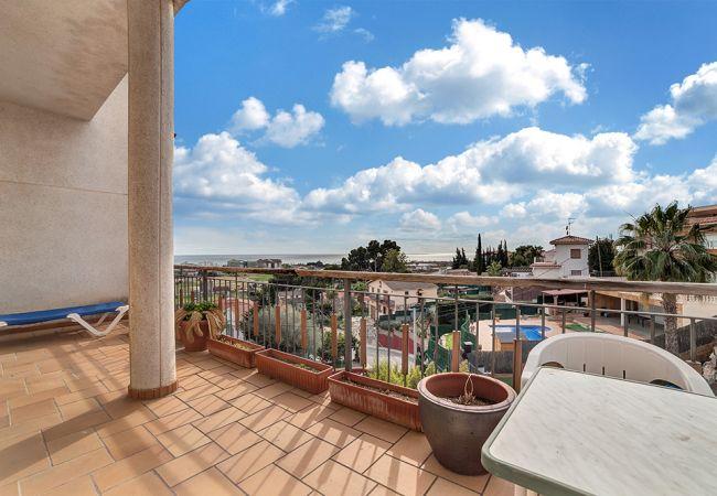 Villa à Santa Susana - HomeHolidaysRentals Happy Family-Costa Barcelon